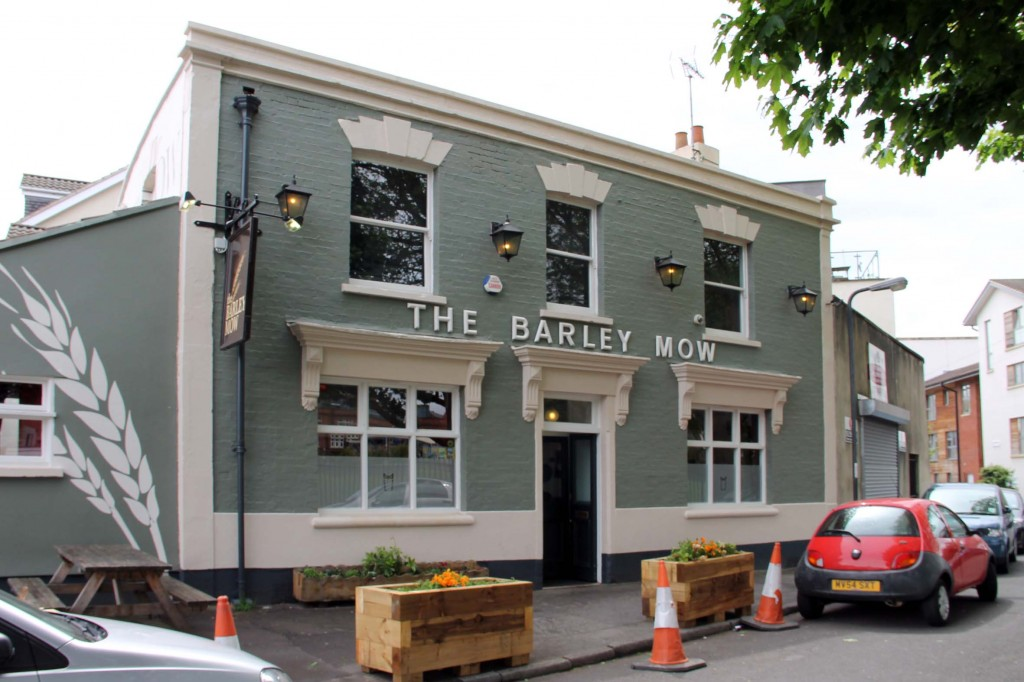 The Barley Mow in the Dings